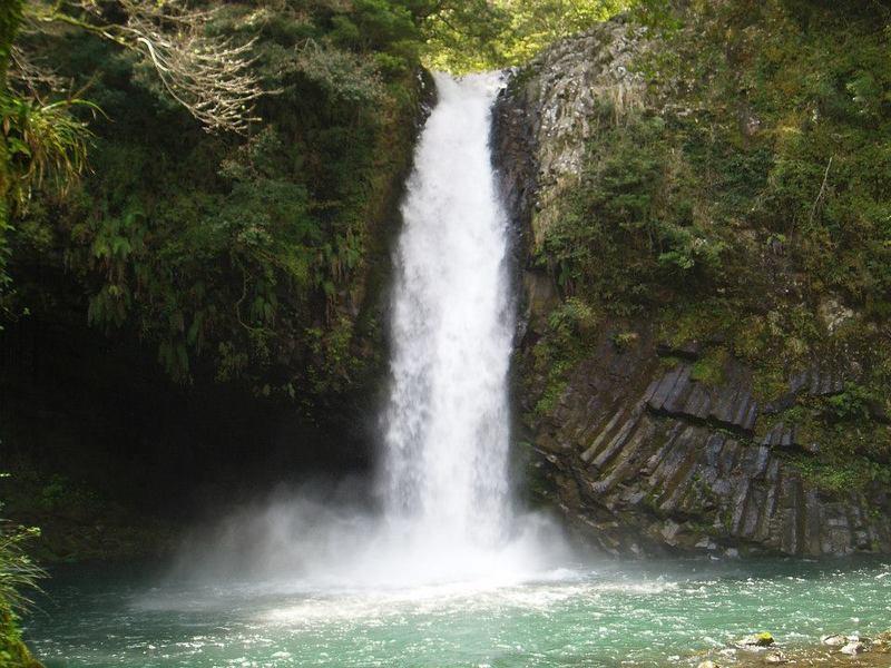 浄蓮の滝(2013年4月4日 やっさん撮影)