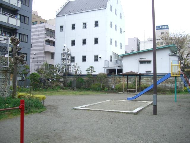 おしどり塚公園の中(マルコ撮影)