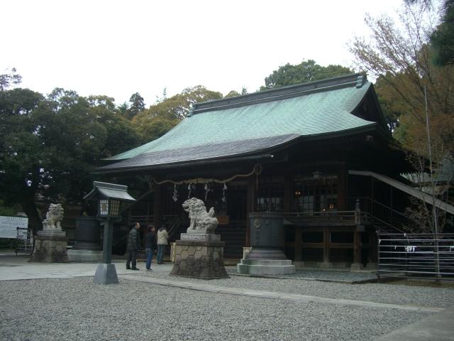 二荒山神社(2012年4月22日、まるこ撮影)