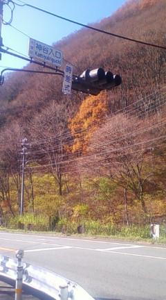 権兵衛さん(古畑権兵衛か?)が住んでいた神谷地区の入口(のりくん撮影、2012-11-19)