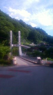 雑炊橋(のりくん2013年7月9日撮影)