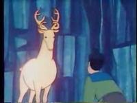 奇しき色の大鹿