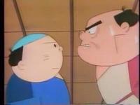 けちんぼ長者と三吉さん