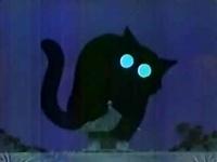 化け猫と二十三夜さま